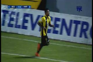¡GOOOOL DE REAL ESPAÑA! Mario Martínez anota el 2-0 ante H. Progreso