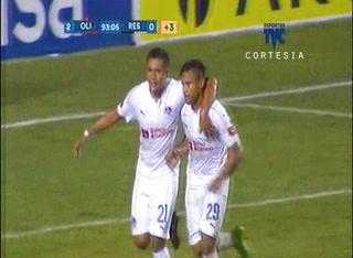 Roger Rojas anota el tercer gol para el León que hunde más a la Máquina