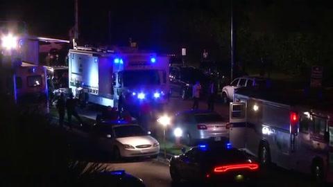 Trump sugiere que policía en tiroteo en Florida fue un