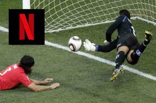 Tapada de Noel Valladares ante Chile destaca en serie de Netflix