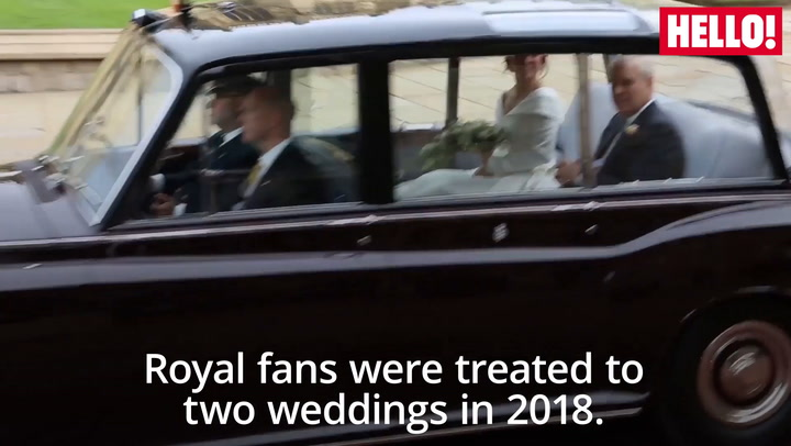 Royal Weddings In 2018