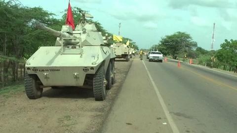 Venezuela denuncia presencia de ejército colombiano en frontera