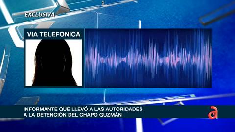 EXCLUSIVA: Informante que llevó a las autoridades a la detención del Chapo Guzmán reacciona al arresto de  Emma Coronel