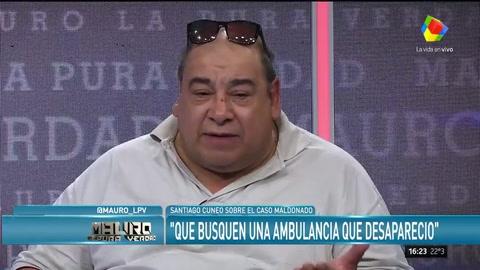 Roly Serrano: No votaría a Macri ni con 70 botellas de vino