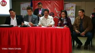 La Alianza anuncia paro nacional desde el sábado 20 de enero