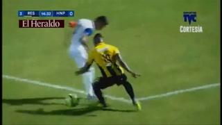 Mario Martínez hace su doblete y le gana  3-0 al Honduras Progreso