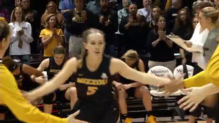 Mizzou 69, Lady Bears 59