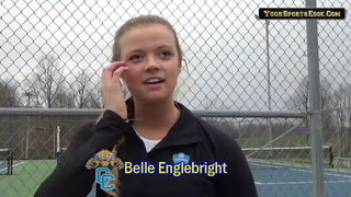 Englebright Looking to Defend Region Tennis Title