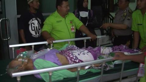 Al menos tres muertos en sismo de magnitud 6,5 en Indonesia