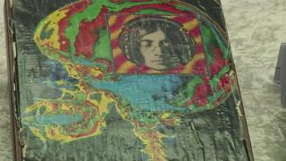 Recuperan en Alemania objetos de John Lennon robados a Yoko Ono