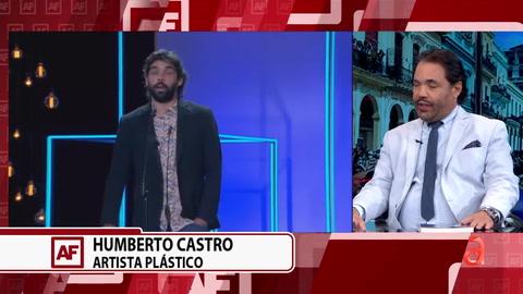 Cineasta Carlos Lechuga pide libertad para presos políticos en Festival de San Sebastian