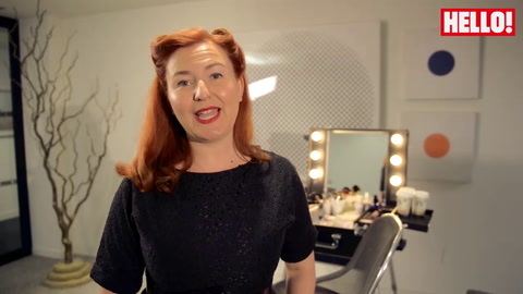 Celebrity make-up artist Justine Jenkins\'s  coffee-inspired tutorial