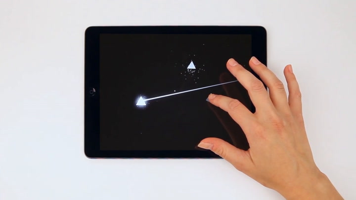 This App Turns You Into The Silver Surfer Of Subatomic Space