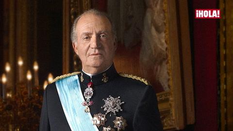 El 40 aniversario de la proclamación del rey Juan Carlos
