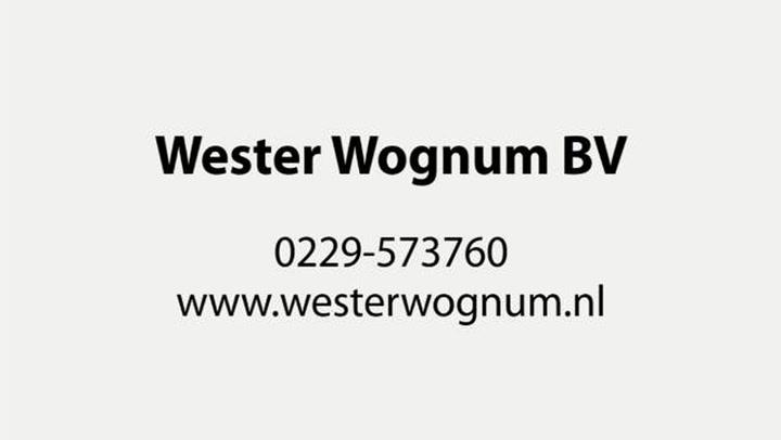Wester Wognum BV - Bedrijfsvideo