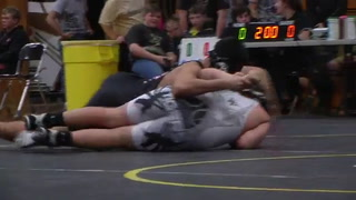 Lebanon, Buffalo & Willard wrestling triangular