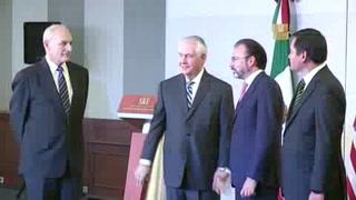 Políticas de Trump irritan a México: Videgaray a Kelly y Tillerson