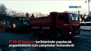 Azerbaycan'da Formula 1 hazırlıkları sürüyor