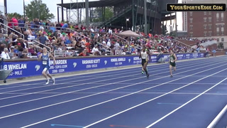 Class A State Track - Jacori Summers - Boys 400 Meter Dash