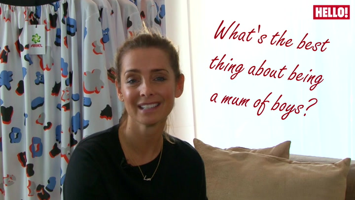Louise Redknapp answers our quickfire questions