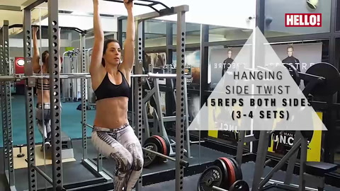 Your abs blasting routine