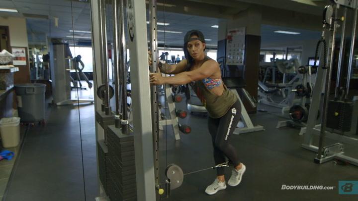 Ashley Horner's Stronger-Legs Workout