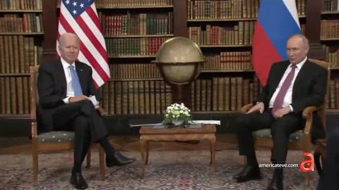 Biden y Putin: los puntos de encuentro y desacuerdos que quedaron claros en la primera reunión entre los dos mandatarios