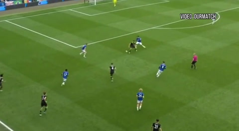 Everton 0-3 Chelsea (Premiere League)