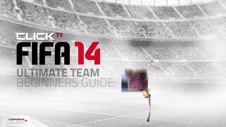 Fifa 14 Ultimate Team Words of Warning