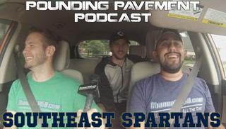 Southeast Pounding Pavement Podcast