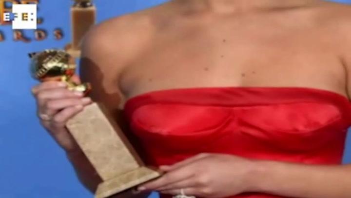 La alfombra roja de los Globo de Oro