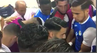 La arenga que motivó a Nicaragua antes de lograr clasificación a la Copa Oro