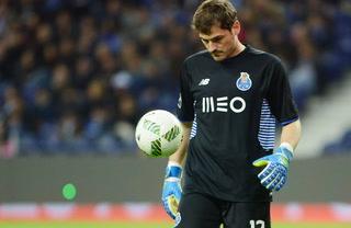 El terrible fiasco de Iker Casillas con el Porto en Copa portuguesa