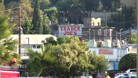 Un muerto y un detenido en incidente de rehenes en Los Ángeles