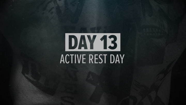 Day 13 | Active Rest Day | Kris Gethin's 12-Week Muscle-Building Trainer