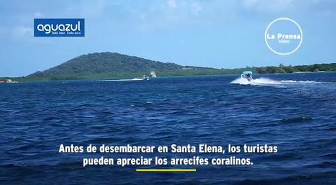 Santa Elena, una joya escondida en el caribe hondureño