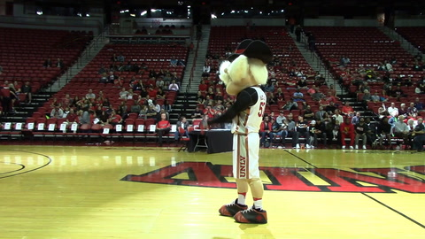 UNLV Basketball Scarlet & Gray Showcase Highlights