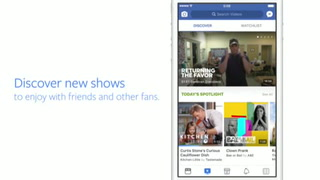 Facebook lanza sección de videos Watch
