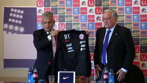 Reinaldo Rueda quiere llevar a Chile de nuevo a un Mundial