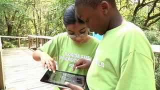 Habitat Tracker makes science education tech-citing!