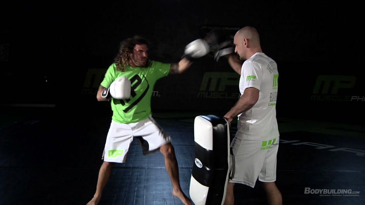 MMA Training & Diet | Clay Guida