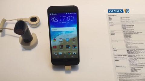 Dünya Mobil Kongresi'nde HTC One M9'u İnceledik