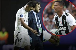 El mensaje de Casemiro a Cristiano Ronaldo tras caer ante el Atlético