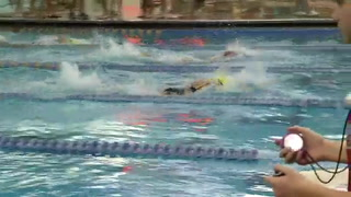 Friday Night Fights, Swim Meet