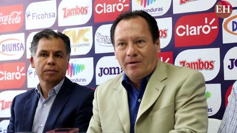 Pedro Rebollar nuevo presidente de comisión de arbitraje de Honduras