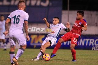 Olimpia le empata al Platense en el Excélsior y lo definirá en Tegucigalpa