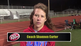 Carter On Lady Colonels' District-Title Loss