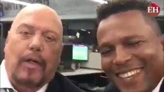 Perro Bermudez y Carlos Pavón envían mensaje a Mario Berrios