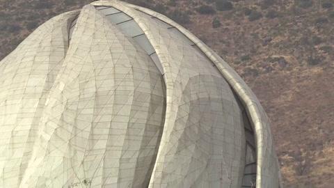El templo Bahá'í de Santiago, la nueva joya turística de la capital chilena