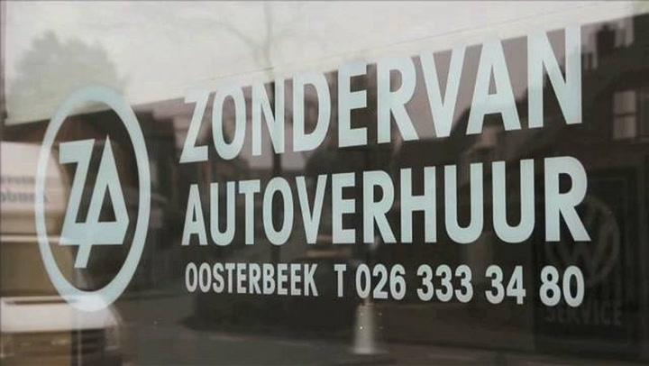 Autoverhuur Zondervan Oosterbeek - Bedrijfsvideo